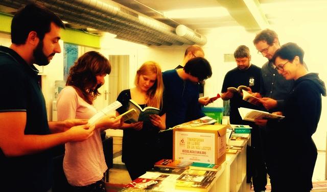 Día del Libro | Tiching