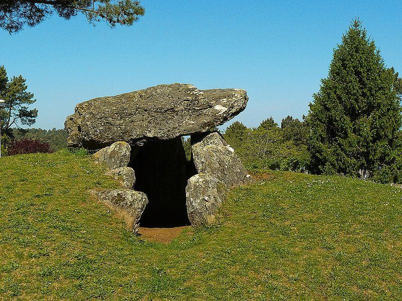 Arquitectura prehist rica de galicia recurso educativo for Informacion sobre la arquitectura