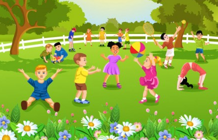 Puzzle nivel 1 ni os jugando recurso educativo 35263 for Aprendiendo y jugando jardin infantil