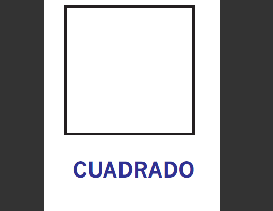 Las formas cuadrado recurso educativo 39881 tiching for Plafones cuadrados de pared