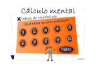 Cálculo Mental. Tablas de multiplicar | Recurso educativo 40045