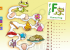 Letter fun | Recurso educativo 40359