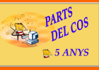 Les parts del cos | Recurso educativo 40664