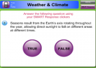 Weather and climate | Recurso educativo 46418
