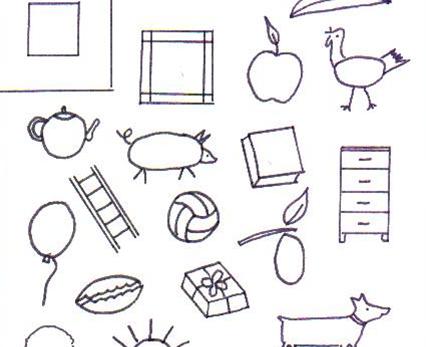 Dibujos Para Colorear Que Tengan Forma De Rectangulo Imagui