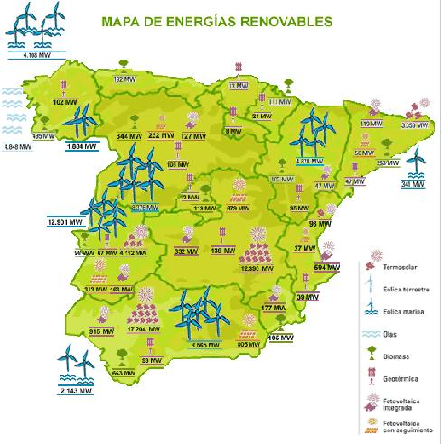 mapa de energ a renovable recurso educativo 48866 tiching