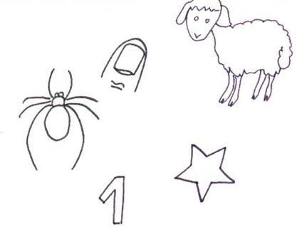 Ficha: letra inicial | Recurso educativo - Tiching