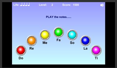 Game: Music memory | Recurso educativo 49625