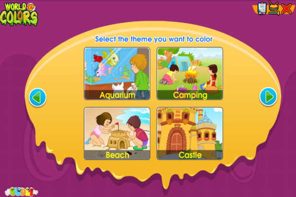World of colours | Recurso educativo 49627