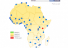 Map quiz: The capitals of Africa | Recurso educativo 58727