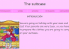 Webquest: The suitcase | Recurso educativo 10021