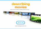 Describing movies | Recurso educativo 20593