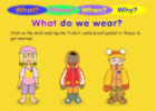 Things we wear | Recurso educativo 21016