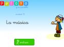 Pelayo y su pandilla: La música | Recurso educativo 23798