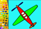 ¡A Colorear!: Avión | Recurso educativo 29292