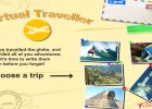 The virtual traveller game | Recurso educativo 65221