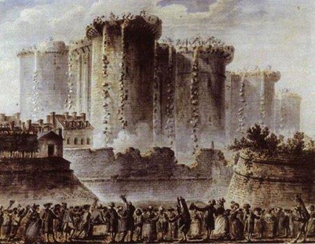 La toma de La Bastilla | Recurso educativo 82264 - Tiching