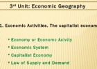 Economic Geography | Recurso educativo 89183