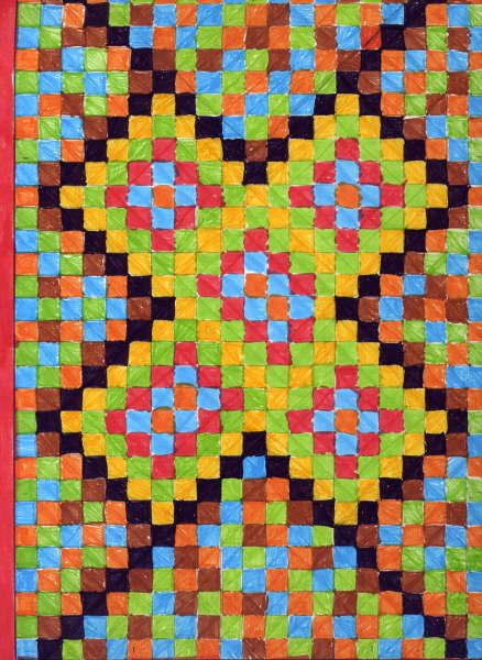 mosaico de colores recurso educativo 90448 tiching