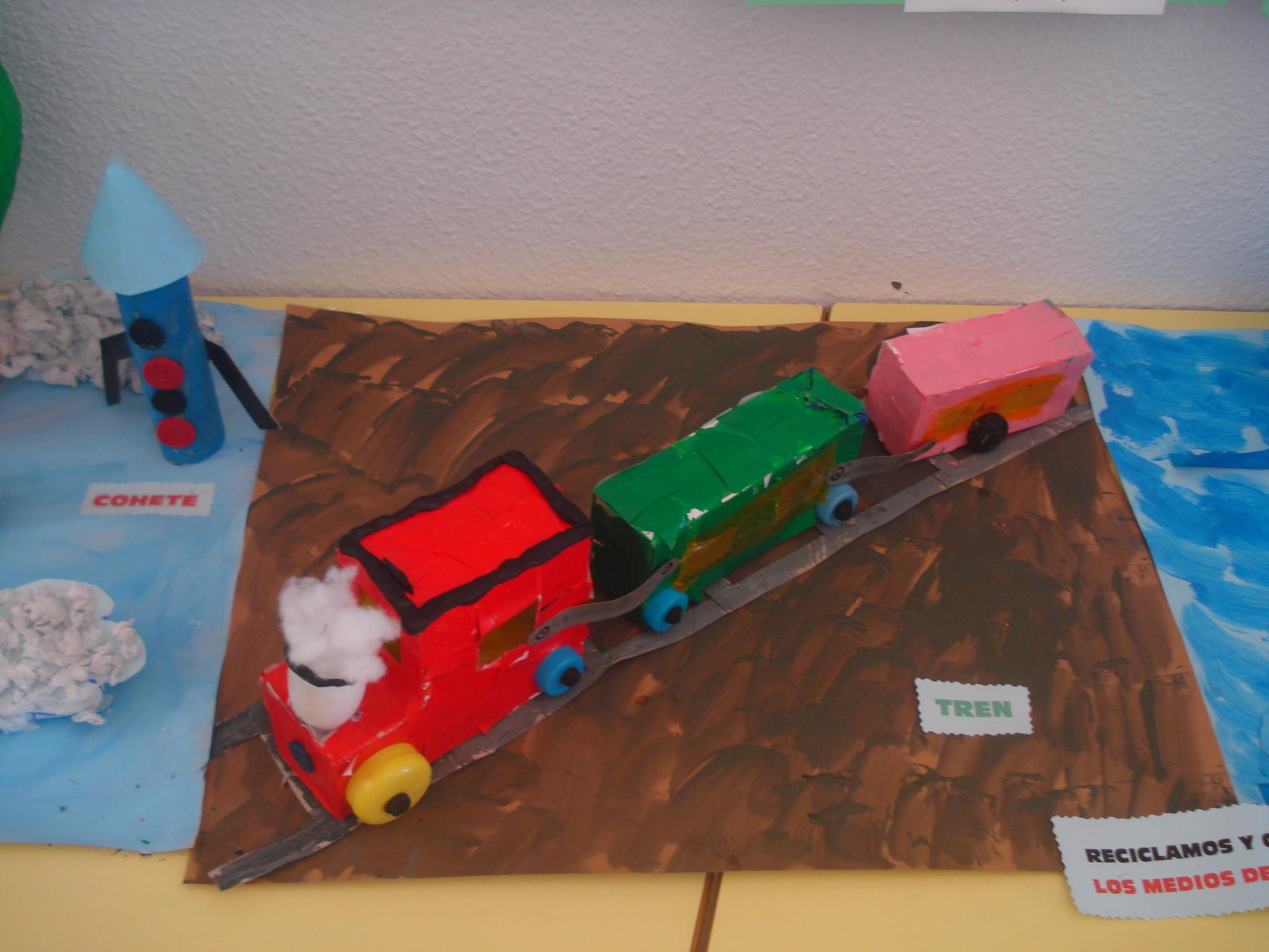 Los medios de transporte | Recurso educativo 90475 - Tiching