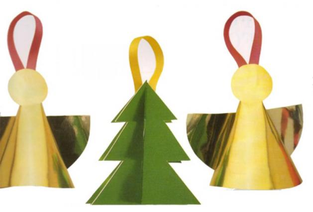 Manualidades de navidad para ni os recurso educativo - Manualidades de navidad para ninos pequenos ...