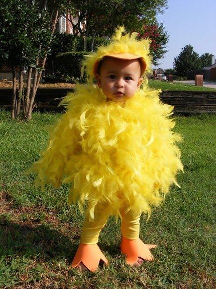Cómo hacer un disfraz de pollito o patito | Recurso educativo ...