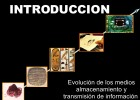 Evolucion | Recurso educativo 93685