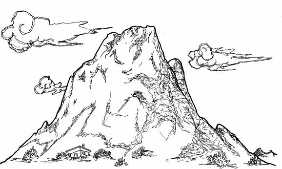 Paisaje cultural Colouring Pages (page 3)