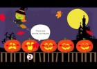5 Little Pumpkins Sitting on a Gate : Halloween Songs for Children | Recurso educativo 109413