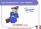 French Lesson 103 - Jobs Professions Occupations - Les métiers et professions | Recurso educativo 116332