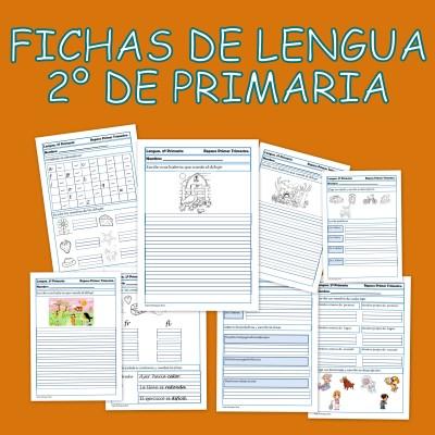 Recursos para el aula: Ejercicios de lengua para 2º Primaria ...