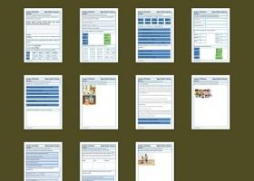 Fichas de lengua para Cuarto de Primaria | Recurso educativo 117502 ...