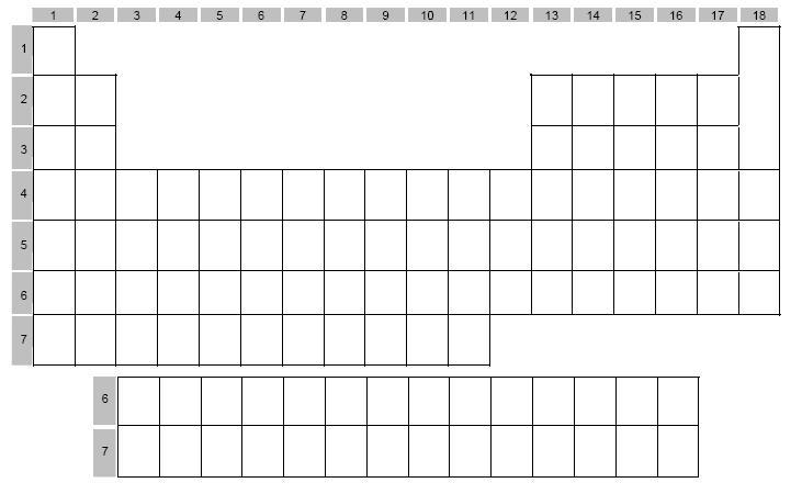 tabla peri dica en blanco recurso educativo 121529 tiching - Tabla Periodica En Memorama