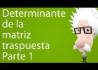 Matrices Inversas | Recurso educativo 121593