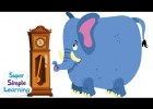 Fill in the gaps con la canción Hickory Dickory Dock de Canciones Infantiles | Recurso educativo 123167