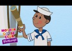 Fill in the gaps con la canción A Sailor Went To Sea de Canciones Infantiles | Recurso educativo 123177