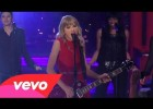 Fill in the gaps con la canción Red (Live) de Taylor Swift | Recurso educativo 124844
