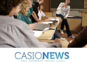 Revista CASIO News nº01 | Recurso educativo 676629