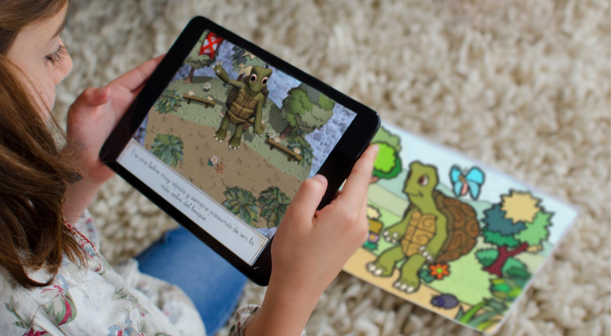 Zientia Kids - La liebre y la tortuga | Recurso educativo 677312 ...