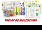 Tablas de multiplicar. Educapeques - Educapeques | Recurso educativo 679046
