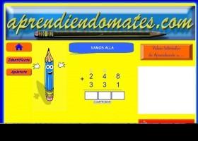 Sumas llevando | Recurso educativo 723972