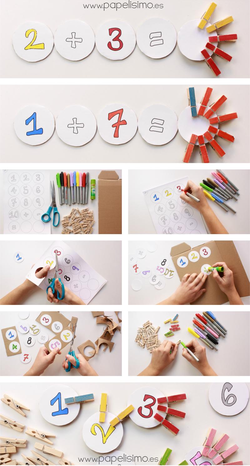 Juegos matemáticos para niños   Recurso educativo 724595 - Tiching