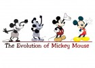 Mickey Mouse: evolución. | Recurso educativo 730506