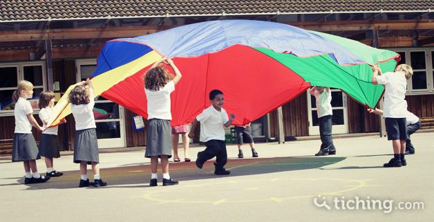 Patios inclusivos: educando en todos los espacios de la escuela - Tiching