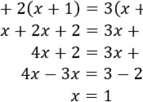 Problemas resueltos con ecuaciones de primer grado for Ecuaciones de cuarto grado