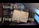 Using a grid to enlarge a drawing | Recurso educativo 778651