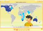 English-speaking countries | Recurso educativo 38622