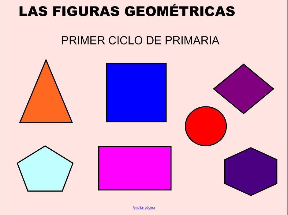 Figuras geom tricas recurso educativo 48958 tiching for Las formas geometricas