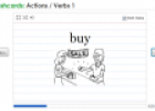 Action verbs | Recurso educativo 59912
