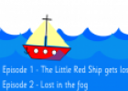 Story: The little red ship | Recurso educativo 29895